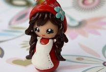 Polymer clay : characters and objects