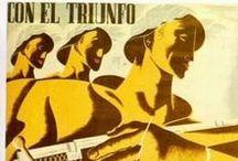 Guerra Civil española - Carteles