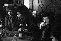 The Wind Cries Mary / Jimi Hendrix♥ / by Ann Novak