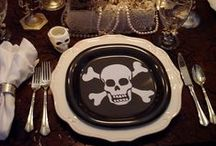 Cereal Killer Kitchens ☠ ☕️ / Who says fine dining has to be bland and boring? **Help yourself to all the pins you like. Only nobs impose limits on how many pins you can take.** / by Deborah Ann Miller