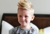 Haarschnitt für David