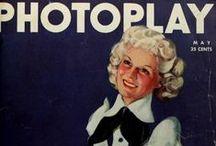 Movie Posters & Magazines