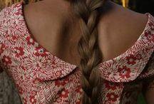 ● long hair ●