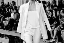 total white, total elegance...