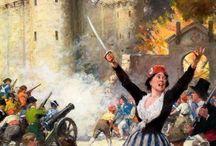 19th HISTORY:  1789 Revolution