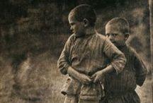 Russian Pictorialism / Sergey Lobovikov (1870–1941), Alexander Grinberg (1885–1979), Nikolay Andreyev (1882–1947), Moisey Nappelbaum (1869–1958), Nikolay Petrov (1876–1940), Sergey Ivanov-Allilouyev (1891–1979), Abram Shterenberg (1894–1979), Vassily Oulitin (1888–1976), Semyon Friedland (1905–1964)