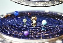 This is Heaven ! Celestial watches / Stunning beautiful watches featuring the sky without any limits. Time is a luxury to wear and to watch!
