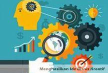 Ide Bisnis / Ide-Ide Bisnis yang bisa anda gunakan untuk inspirasi memulai bisnis