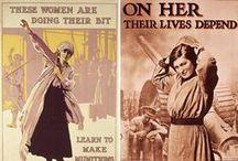Mujeres - 1ª Guerra Mundial