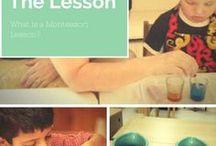 Montessori / Seiten zu Mara Montessori allgemein