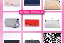 Kopertówki / Wizytowe torebki damskie typu kopertowego. Produkty pochodzące z kolekcji sklepu internetowego http://torebki-damskie.eu/3-wizytowe-kopertowki-wieczorowe