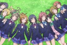 Love Live! / A board just for the anime: Love Live! School Idol Project and the game: Love Live! School Idol Festival