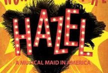 Hazel, A Musical Maid in America