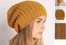 Knit Gnat Hat