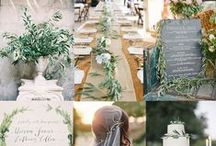 back to the roots - Deco Ideas / Green, natural, rustic decorations