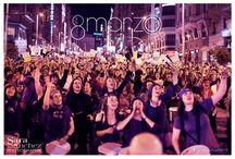 MY WORK:: 8 march / 8 de Marzo / Reportajes de las Manifestaciones del 8 de Marzo, Día Internacional de las Mujeres. Años 2014, 2015 y 2017. Madrid.