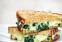 Vegetarian Ideas / Some of my favorite recipes - the more veggie stuff I find, the more I love being a vegetarian!