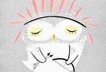 Love // Owls