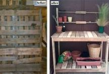 Pallets 101 / by Amy & Gary