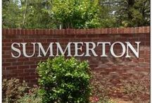 Summerton / Life is good in Summerton, a beautiful, intimate community located in the heart of charming and historic Mandarin.