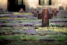 Crypts & Graveyards.. / When Life Ends.. / by ❁ Enriching My Soul ❁