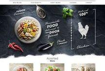 Web Design / A collection of website design inspiration.