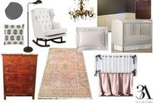 Mood boards / Need help decorating your space? Allow us to create a custom design for you via our E-Design service.