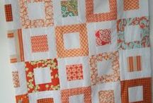 All about Quilting  / by Amy & Gary