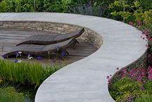 Garden walls / Murki ogrodowe