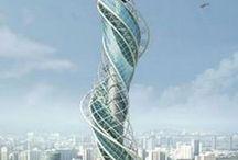 architecture / by Françoise Laroche