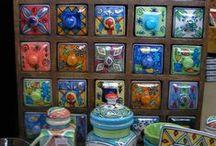 Ceramic, pottery, clay
