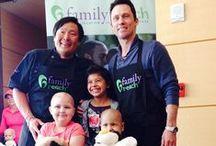 Jeffrey Donovan - Family Reach Foundation