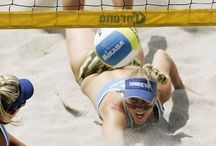 Volleyball <3 / by Tegan Curren