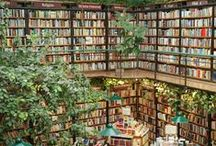 Book Stores & Libraries / The most beautiful and famous book stores & libraries