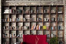 Home Libraries / Unique & original home libraries