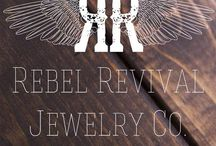 Rebel Revival Style / Not your Mama's Jewelry Store
