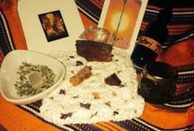 "Altar-ing Our Lives / A collection of heartfelt + spiritual altars. Please share any altar that you feel called to.  *remember to post what your altar was created for + your name.  (that's right- take credit for your kick-ass altars..they inspire!)  if ya have a biz, website or Whatever..Pop that in the description   ""Creating altars has become an actual practice of my spirituality. Physical reminders of the path that I love and that resonate with the devotion I offer myself, the Divine and others. ""  - Lisa✨❤️"