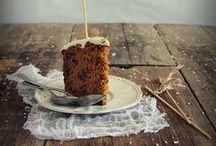 Cooking // Carrot cake