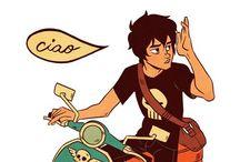 Vespa / Ciao!