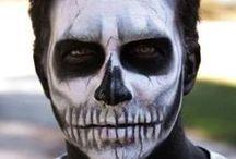 TeenEvent Halloween-Ideen / Ihr seid auf eine Halloweenparty eingeladen und euch fehlt noch das richtige Kostüm oder die passende Deko für eine eigene Feier? Auf unserer Halloweenpinnwand findet ihr massenweise gruselige Ideen! Wenn ihr lernen wollt wie ihr ein richtig gruseliges Halloween Make-up schafft, dann bucht das TeenEvent Fantasy Make-up  Event: http://www.teenevent.de/events/make-up-academy/