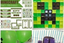 Ian party ideas / by Donna McKain
