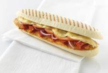 panini, tosti en stokbrood recepten