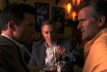 """Burn Notice 4x17 - Out of the Fire / """"Trumpf im Tresor"""""""