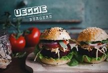 Cooking // Burgers & Bagels