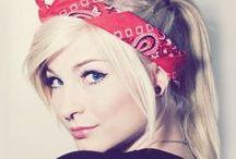 *w* / - nő és stílus ideálom - my ideal woman and style
