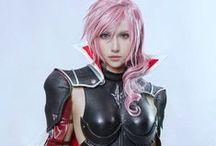 Cosplay / Cosplay Games, videogames, films, anime and manga, final fantasy, Jessica Nigri, disfraz, disfraces, freak, geek, costume