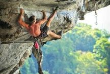 Rock Climbing + Adventure / by MaxLove Project