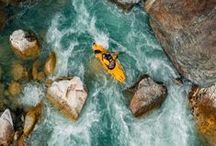 Conoe + Raft + Adventure / by MaxLove Project