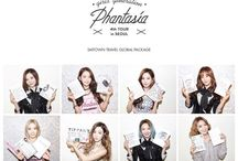 Girls'Generation 4th Tour 'Phantasia' / 4th Tour 'Phantasia'