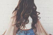 Long Hairstyles / Long hair, don't care. :)